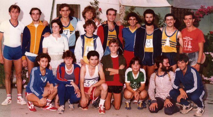 Equipo años 80