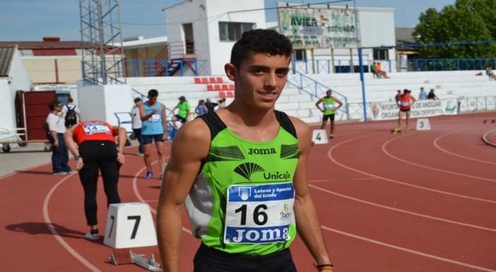 Nuestro internacional Álvaro Sierra